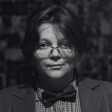 Алена Шибут - автор проекта «Научкот»