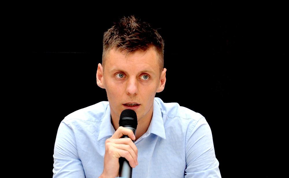 На фото: Юрий Курявый, региональный паблишинг директор World of Tanks.