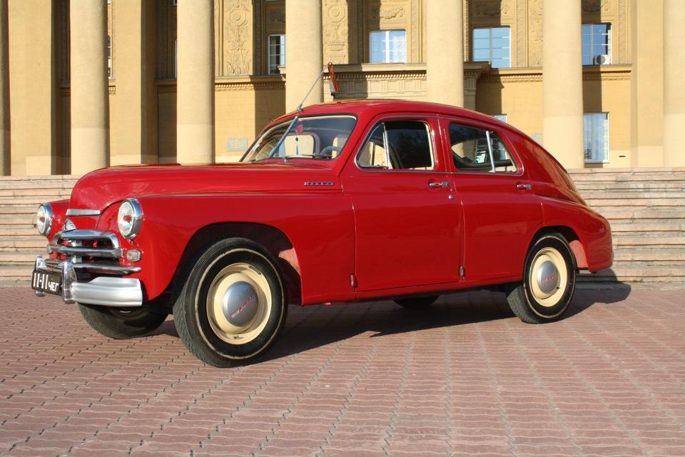 ГАЗ М-20 «Победа».