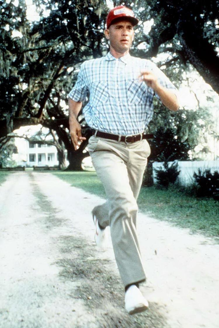 Роль Форреста сделала Тома олицетворением простого парня, который может стать вашей судьбой.