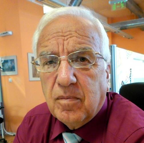 Профессор Христо Мемерски