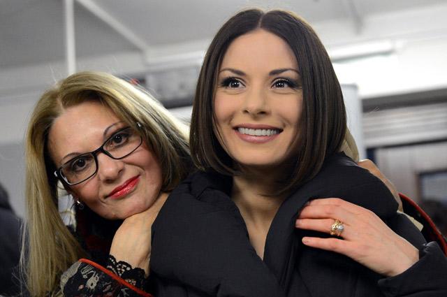 Дочь Ирина от брака с Олегом Лачиным тоже стала известной актрисой.