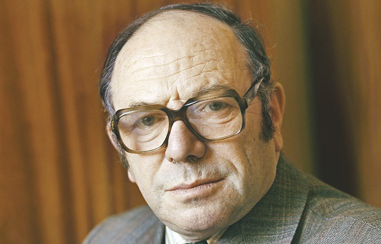 Леонид Канторович, Нобелевская премия по экономике, 1975 г.