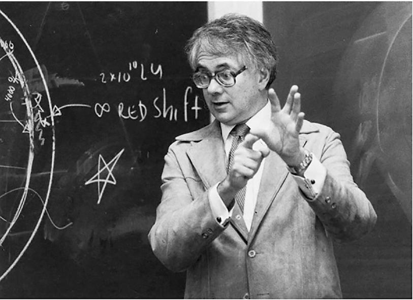Шэлдон Ли Глэшоу,Нобелевская премия по физике, 1979 г.