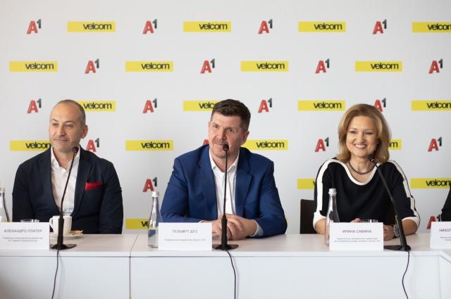 «Работая под влиятельным европейским брендом, мы сможем предложить клиентам самые современные технологии, принципы работы и высокие международные стандарты группы компаний А1 Telekom Austria Group».
