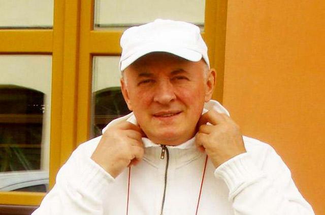 Леонид Моряков.