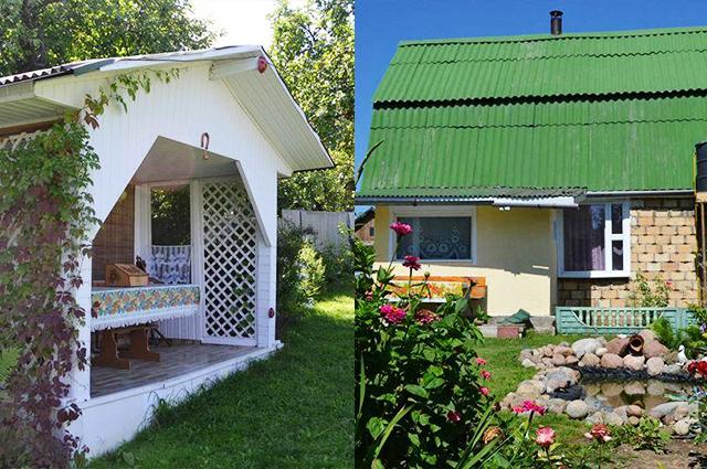 Летний домик недалеко от Минска за 250 долларов
