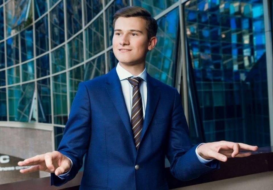 Егор Муха, студент университета менеджмента и экономики ISM.