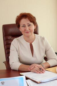 Заместитель министра образования Беларуси Раиса СИДОРЕНКО