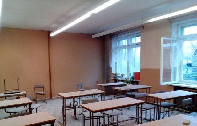 ВДобруше изшколы эвакуированы 253 школьника