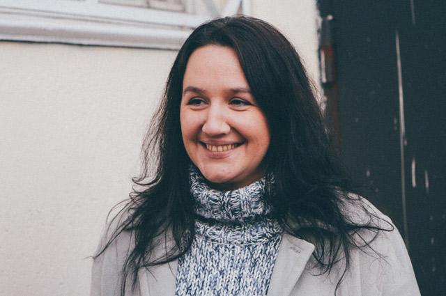 Анна Вольская.