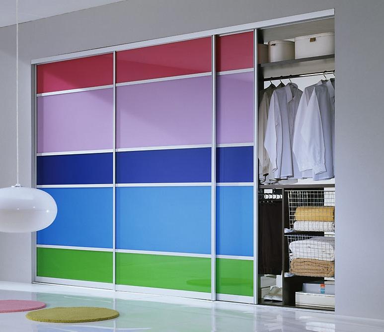 Яркий фасад — удачная комбинация цветов