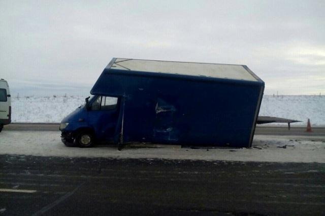 В Столбцовском районе маршрутка со школьниками попала в ДТП