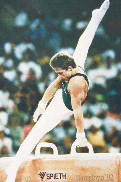 Именно в составе Объединенной команды в 1992 году добился своего уникального результата гимнаст Виталий Щербо.