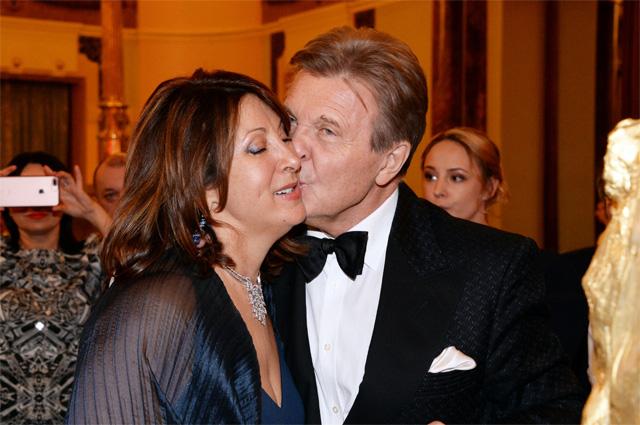 Ирина и Лев Лещенко.