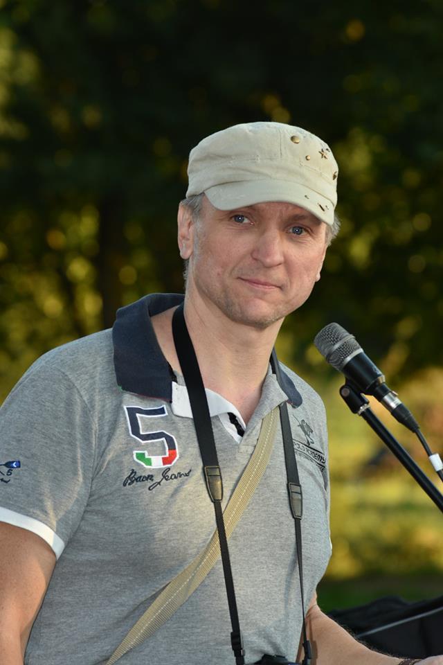 Координатор общественной инициативы «Кобыляки. Расстрелянные в Орше» Игорь СТАНКЕВИЧ