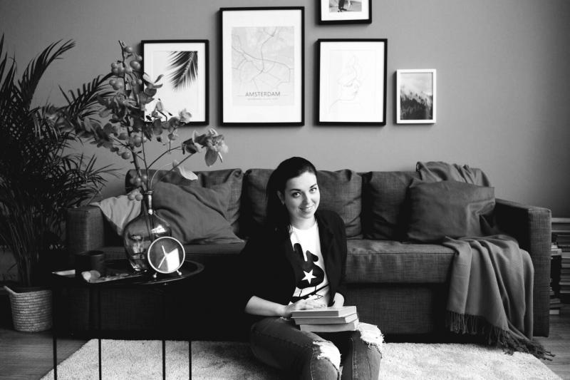 Екатерина Курзинер - автор проекта Haveaniceread