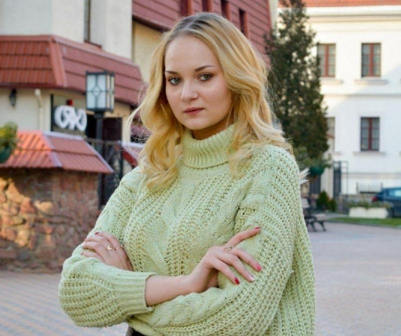 Алина Смирнова.