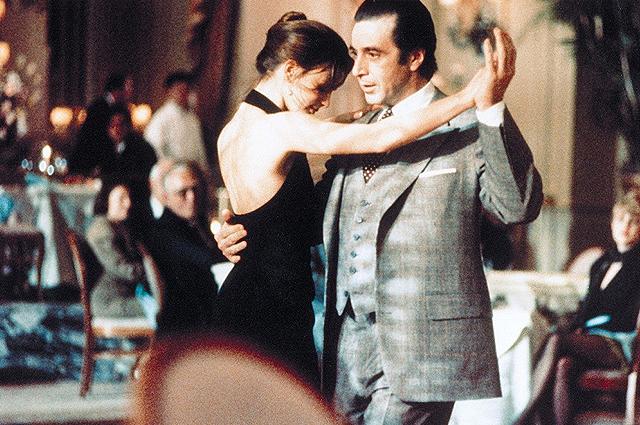 Приглашая партнершу на знаменитый танец в фильме «Запах женщины», герой Пачино говорил: «В танго не бывает ошибок. Не то что в жизни…»