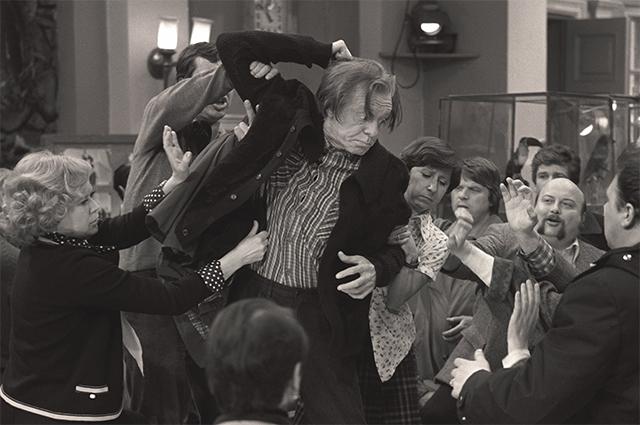Глеб Стриженов в фильме «Гараж», 1980 год.