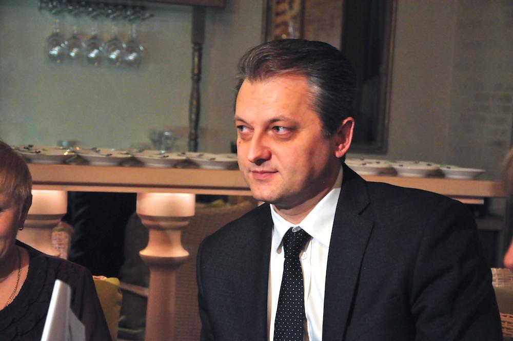 На фото: глава администрации Центрального района Игорь Бузовский.