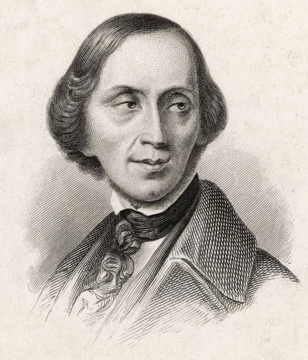Ханс Кристиан Андерсен.